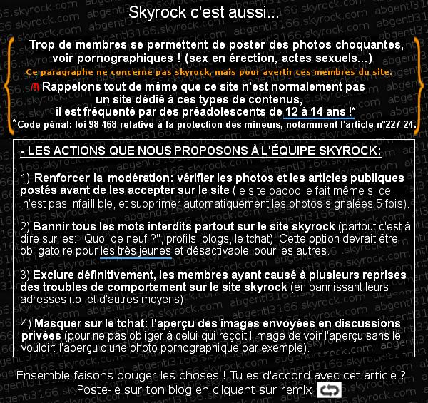 SkyRock C'est...