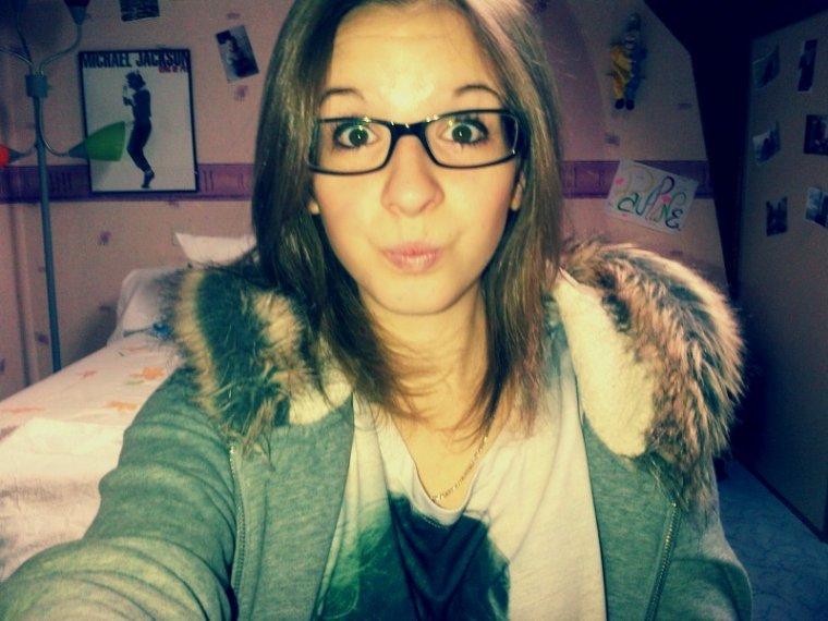 « Enchantée . ♥ »