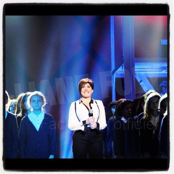 Liane chante Michel Berger.