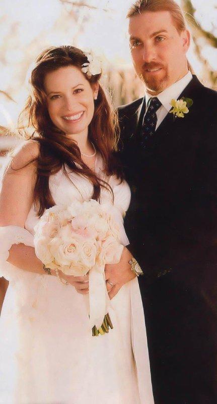 mariage de holly marie combs blog de livingwithstars