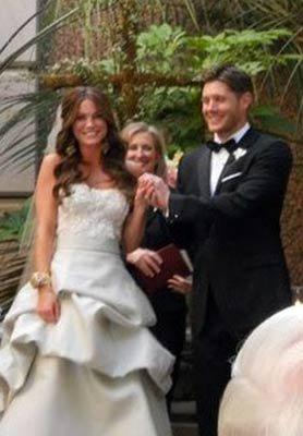mariage de danneel harris - blog de livingwithstars