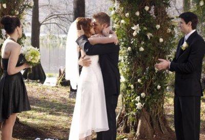Mariage de lucas et peyton