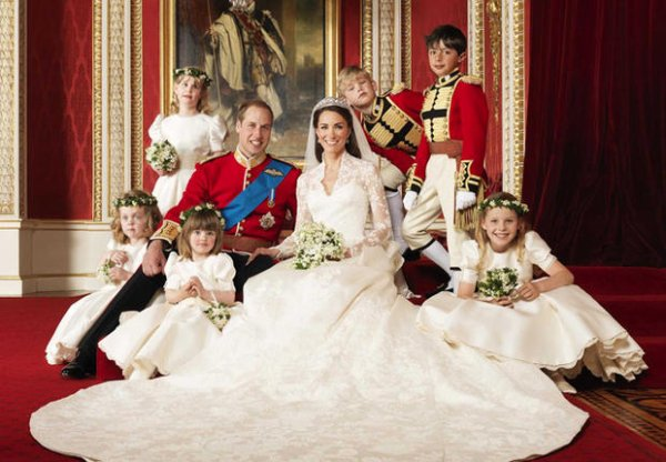 kate middleton et du Prince william