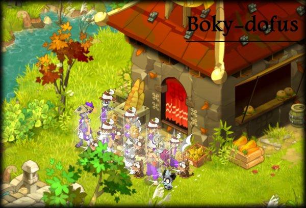 Présentation de la Team Boky !