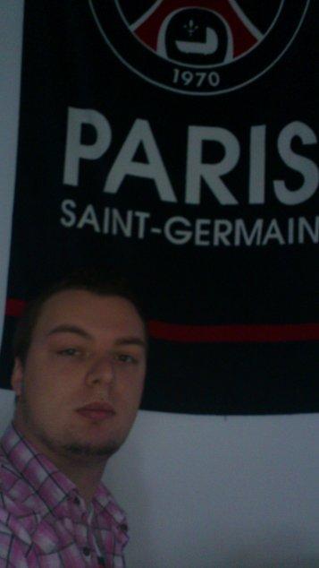Moi en mode Parisien