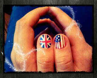 Mes ongles <3