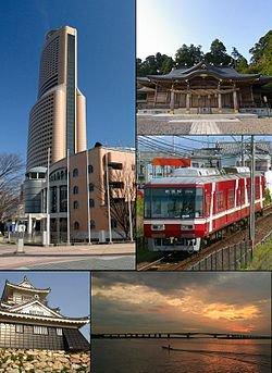 Ville d'Hamamatsu ~