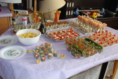 Decoration Pour Buffet Blog De Gatorigolosss