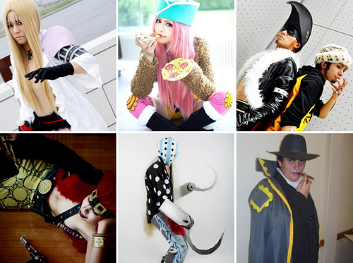 Les cosplays