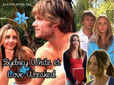 Une autre Histoire de cendrillon / Love wrecked / Sydney white - { Créa  x }