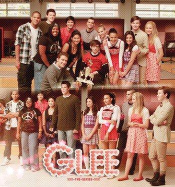 Glee - { Créa  x }