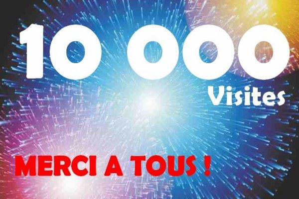 10 000 Visites