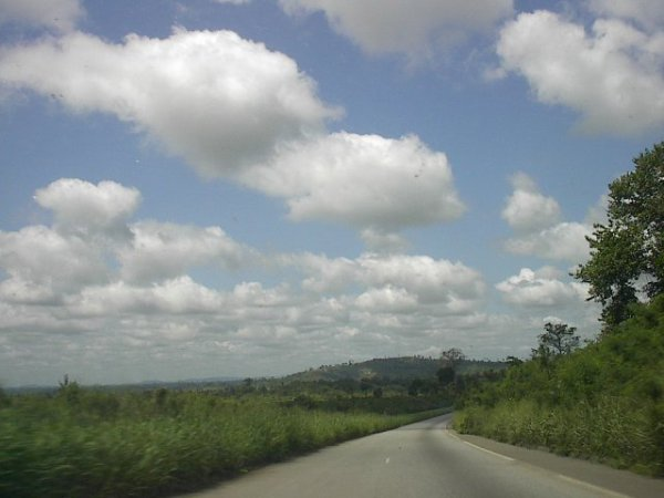route toumodi dimbokro