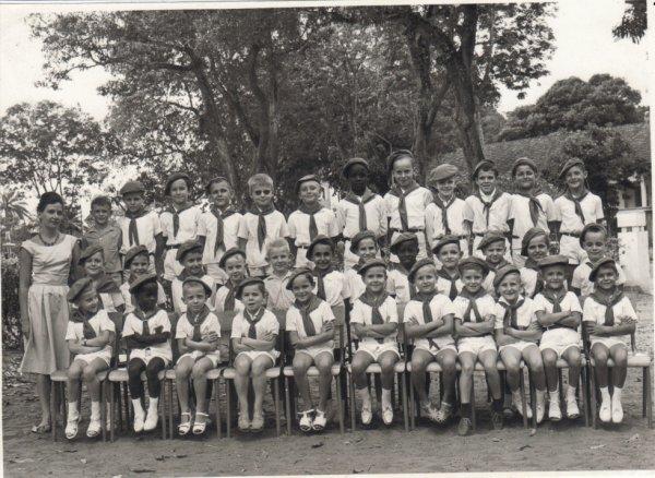 externat St Paul 1961 classe 10 éme