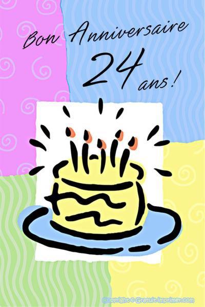 Concour anniversaire