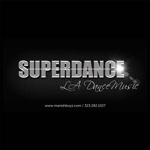 SUPERDANCE A promising young recording artist has just made good on his promise. Listen to SuperDance and you'll know how appropriate the title is.