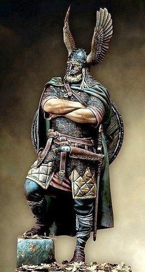 Sagesse Vikings !