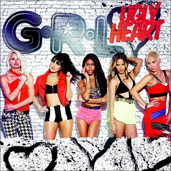 """Voici le tout nouveau single des filles """"Ugly Heart"""" en audio ainsi que sa pochette."""