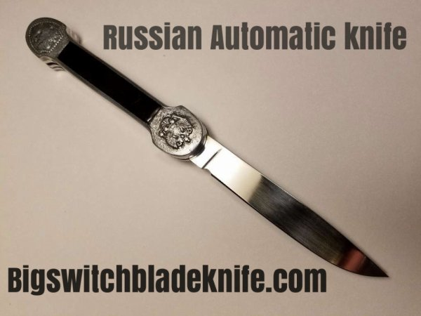 Switchblade Russian elegant
