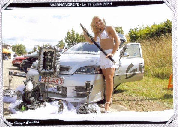 Meeting du Warnandreye 17 /07/2011
