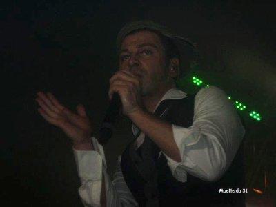 Vendredi 2 mai 2008, tournée des Zéniths, Zénith de Toulouse
