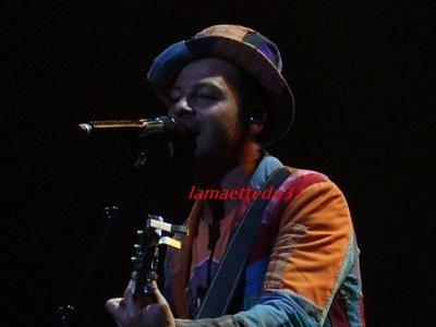 Mercredi 10 novembre 2010, tournée 2010, Zénith de Toulouse