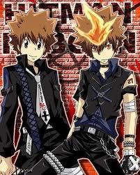 Tsuna et Natsu