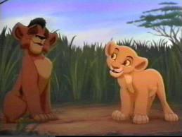 le Roi lion !