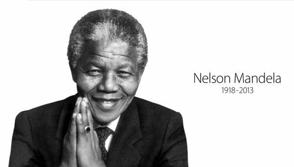 Article Hommage --> Hommage à Nelson Mandela.. <--