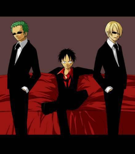 Men in Black???
