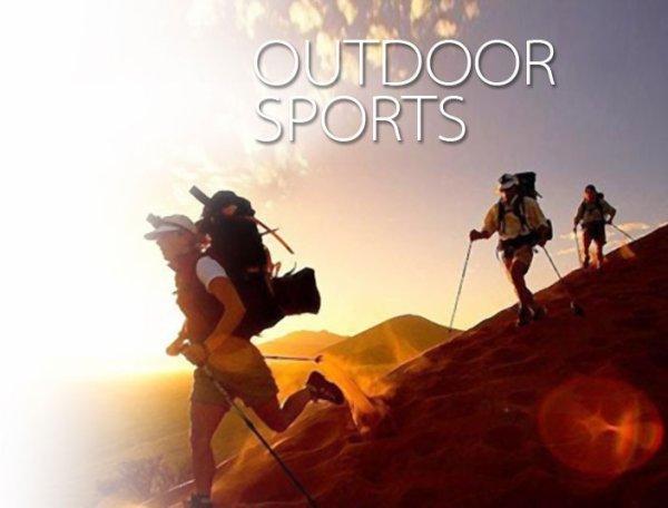 avoir un sport dans la nature