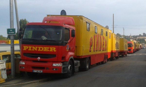 Pinder au Mans en 2016
