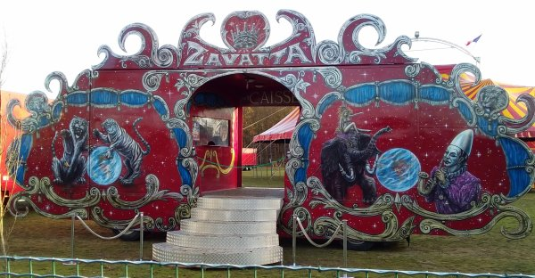 Cirque ZAVATTA (Tony)
