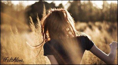 IFeltAlone. » ♥