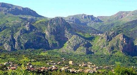 Bienvenue à la belle Kabylie.