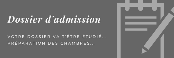 Dossier D'amission