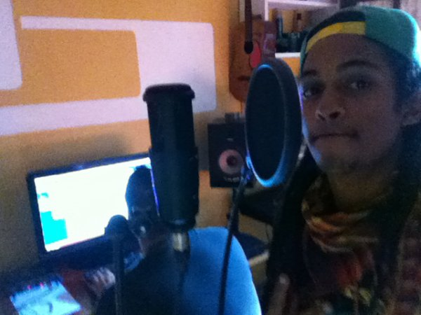 La voix d'un lion / Ti Greg MightyLion - Dubstep session (Akim Prod) (AVRIL2013) (2013)