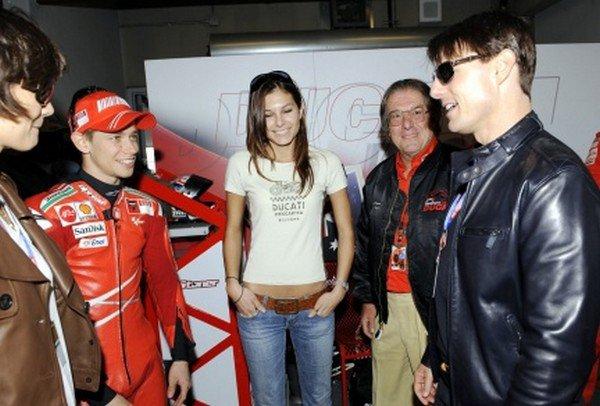 . 18 Juillet 2008 Grand Prix des Etats-Unis sur le circuit de Laguna Seca. .