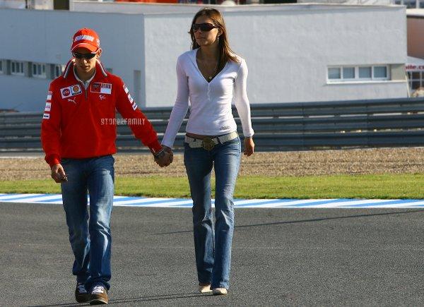 . 2008 Adriana lors de la saison 2008. .