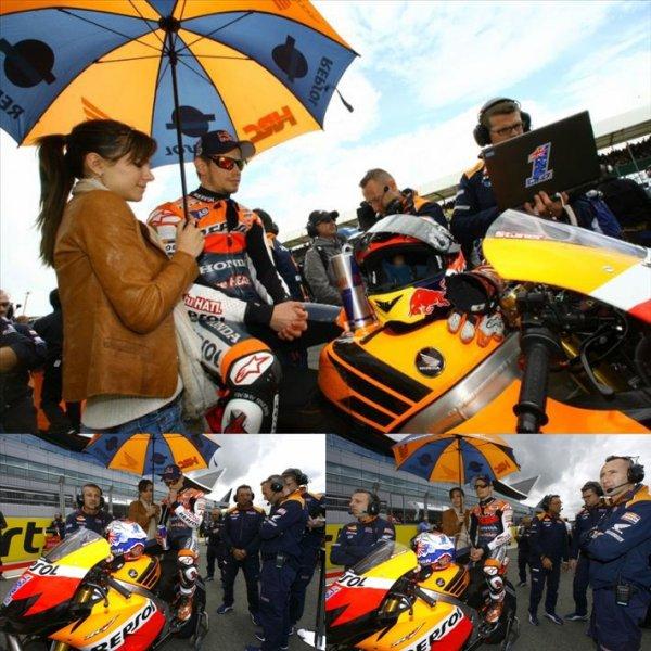 . 17 Juin 2012 Grand Prix de Grande-Bretagne sur le circuit de Silverstone. .