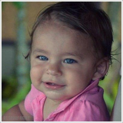 . 11 Mars 2013 Casey à poster ce message sur son Twitter à propos de sa fille. .