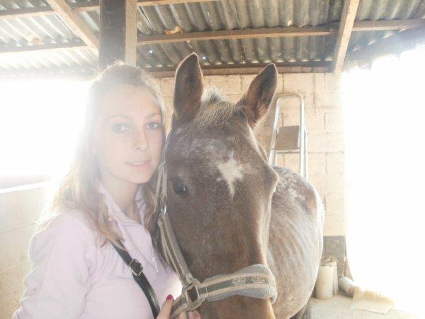 Le cheval est pour l'homme comme les ailes le sont pour les oiseaux ♥