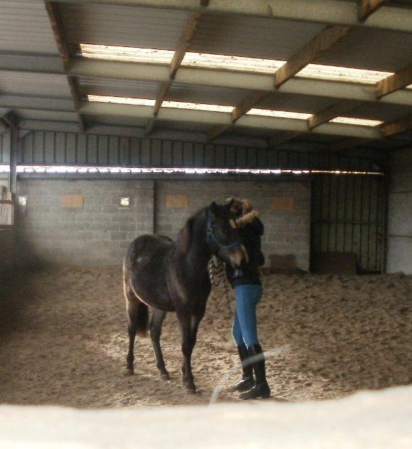 Le respect du cheval, c'est la fondation de la liberté. • ♥