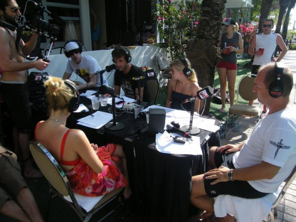 NRJ EN DIRECT DE MIAMI !