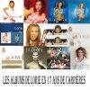 album de Lorie en 17 ans de Carrières