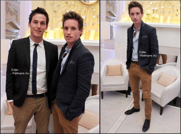 Eddie & Tom