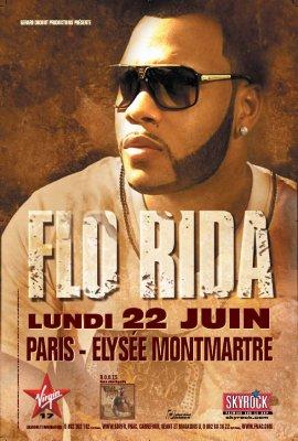FLO-RIDA EN CONCERT A PARIS !!