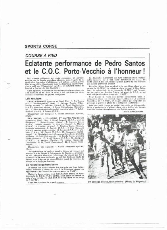 Titre pour Pedro Santos