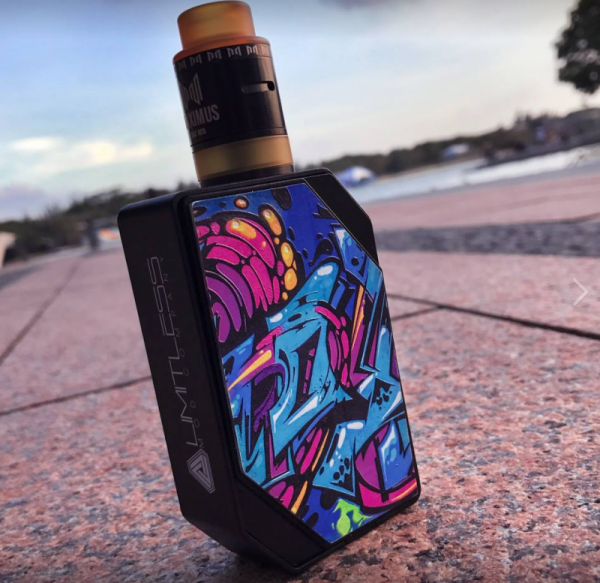 Limitless LMC 200W Box Mod Review