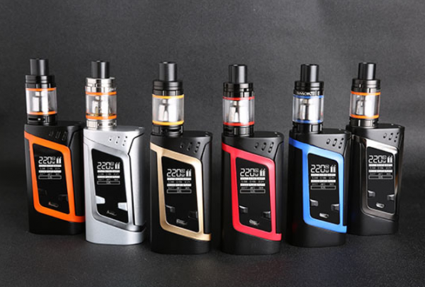 Aliens coming with 20% off!  SMOK Alien 220W Kit Review